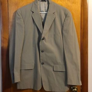 Banana Republic Suit Jacket Made in Italy